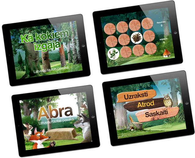 Pasakas&Speles-iPad-2013